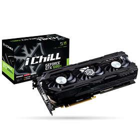 489dd2f2 Inno3D GeForce GTX 1080 Ti iChill X3 Sjekk prisen her