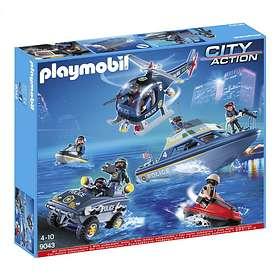 Playmobil City Action 9043 SWAT set