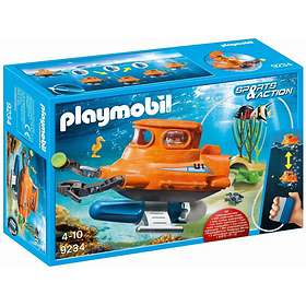 Playmobil Sports & Action 9234 U-båt med undervattenmotor