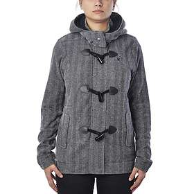 Hurley Toggle Sherpa Fleece Jacket(Dam)