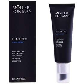 Anne Möller For Man Flashtec Moisturizing Mattifying Gel Cream 50ml