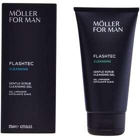 Anne Möller For Man Flashtec Gentle Scrub Cleansing Gel 125ml