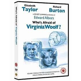 Who's Afraid of Virginia Woolf? (UK)