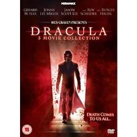 Dracula - 3 Movie Collection (UK)