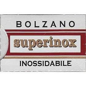 Bolzano Superinox Inossidabile Single Blade