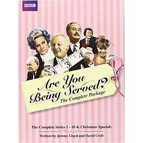 Are You Being Served? - The Complete Package (UK)