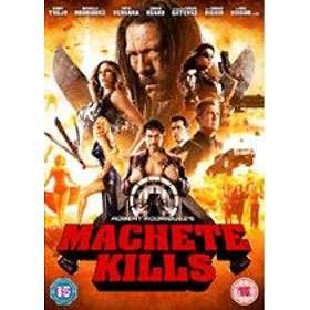 Machete Kills (UK)