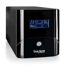 VulTech UPS 2000VA Pro Schuko/IEC