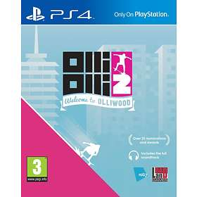 Olliolli 2: Welcome to Olliland (PS4)
