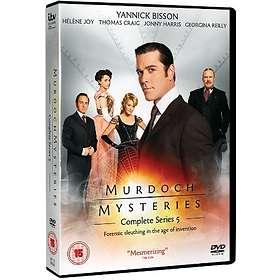 Murdoch Mysteries - Series 5 (UK)