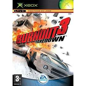 Burnout 3: Takedown (Xbox)