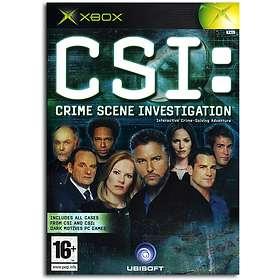 CSI: Crime Scene Investigation (Xbox)