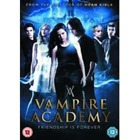 Vampire Academy (UK)