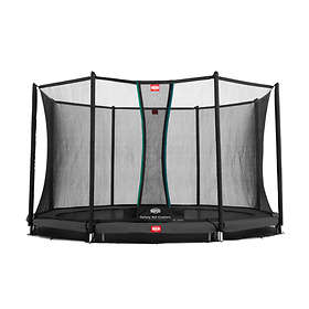Berg Toys InGround Favorit Comfort with Safety Net 430cm
