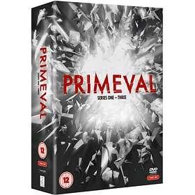 Primeval - Series 1-3 (UK)