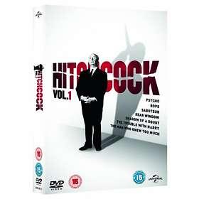 Alfred Hitchcock - Vol. 1 (UK)