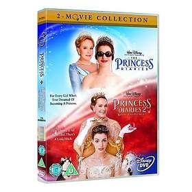The Princess Diaries + The Princess Diaries 2: Royal Engagement (UK)