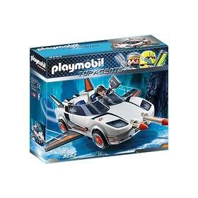 Playmobil City Action 9252 Agent P Spionracer