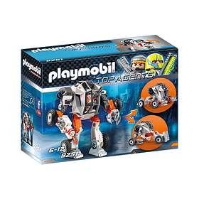 Playmobil City Action 9251 Agent T.E.C.s' Robot