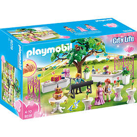 Playmobil City Life 9228 Bröllopsfest
