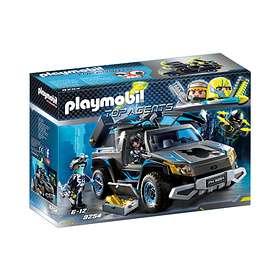 Playmobil City Action 9254 Dr. Drones Lastbil