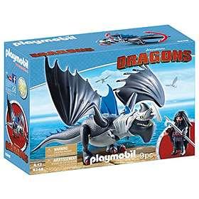 Playmobil Dragons 9248 Drago avec dragon de combat