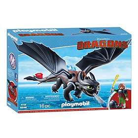 Playmobil Dragons 9246 Hiccup & Toothless