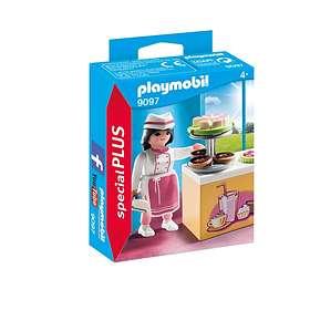Playmobil Special Plus 9097 Konditor