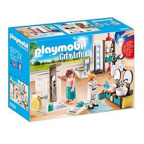 Playmobil City Life 9268 Salle de bain avec douche à l'italienne