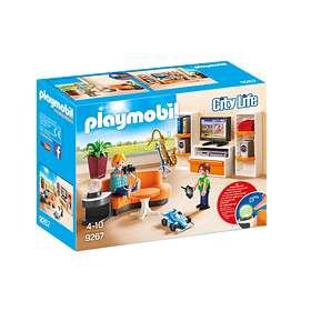 Playmobil City Life 9267 Vardagsrum