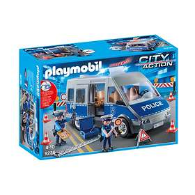Playmobil City Action 9236 Trafikpoliser med Skåpbil