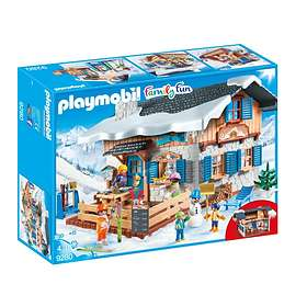 Playmobil Family Fun 9280 Raststuga