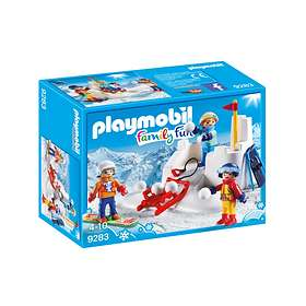 Playmobil Family Fun 9283 Snöbollskrig