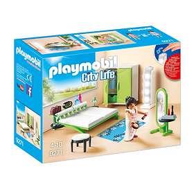Playmobil City Life 9271 Chambre avec espace maquillage