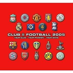 Club Football 2005: Juventus (Xbox)