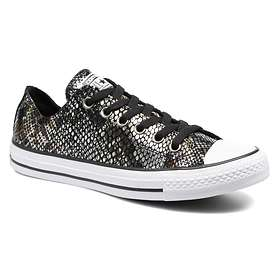 Converse Chuck Taylor All Star Metallic Snake Leather Low (Unisex)