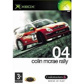 Colin McRae Rally 04 (Xbox)