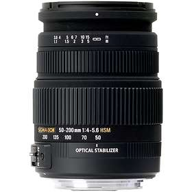 Sigma 50-200/4,0-5,6 DC OS HSM for Canon