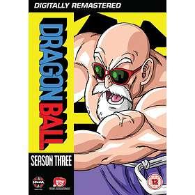 Dragon Ball - Season 3 (UK)