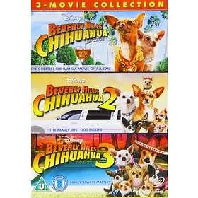 Beverly Hills Chihuahua 1-3 (UK)