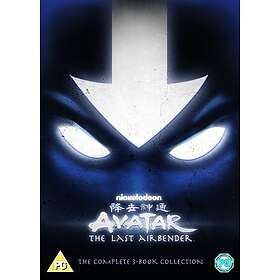 Avatar: The Last Airbender - The Complete 3-Book Collection (UK)