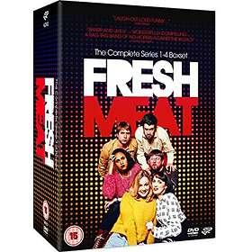 Fresh Meat - Series 1-4 (UK)