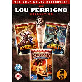 The Lou Ferrigno Collection (UK)