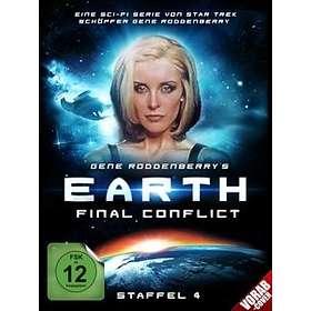 Earth: Final Conflict - Staffel 4 (DE)