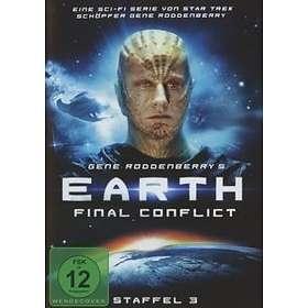 Earth: Final Conflict - Staffel 3 (DE)