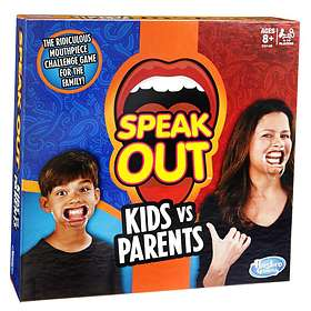Hasbro Speak Out: Kids vs Parents