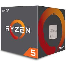 AMD Ryzen 5 1600 3.2GHz Socket AM4 Box