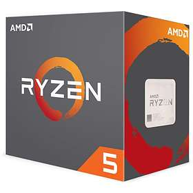 AMD Ryzen 5 1600X 3,6GHz Socket AM4 Box without Cooler