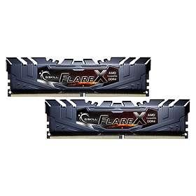 G.Skill Flare X Black DDR4 3200MHz 2x8GB (F4-3200C14D-16GFX)