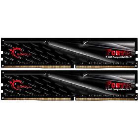 G.Skill Fortis DDR4 2400MHz 2x8GB (F4-2400C15D-16GFT)